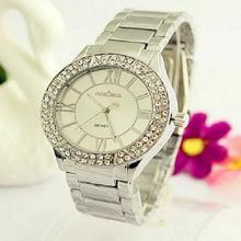 2017 Hot Sale Top Luxury Watch women Contena Brand Casual diamond Multiple Time Clock steel women's Watches Fashion Wristwatches