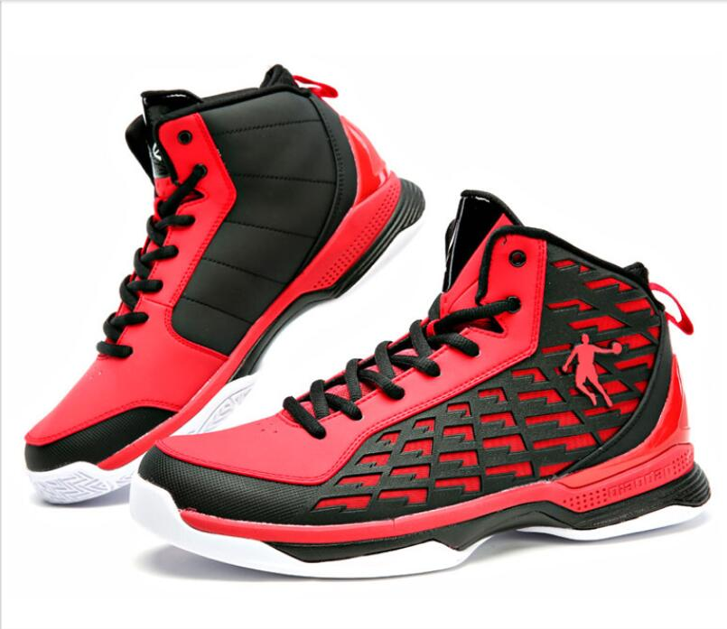 5e0b64e8b Free shipping 100% authentic Jordan basketball shoes men sneakers 2016 new  red blue orange rubber cotton size 6.5 11-in Basketball Shoes from Sports  ...
