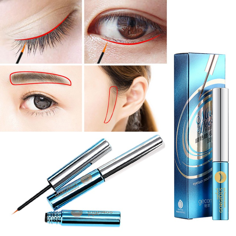 Eyelash Treatments Growth Eyebrow Growth Enhancer Eyelash Longer