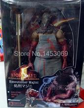 "NECA Resident Evil Biohazard Executioner Majini 7"" PVC Action Figure Collectible Model Toy Gift WF054"