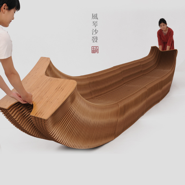 backrest Deformable sofa Creative design furniture Modern living room Provincial space environment-friendly furniture