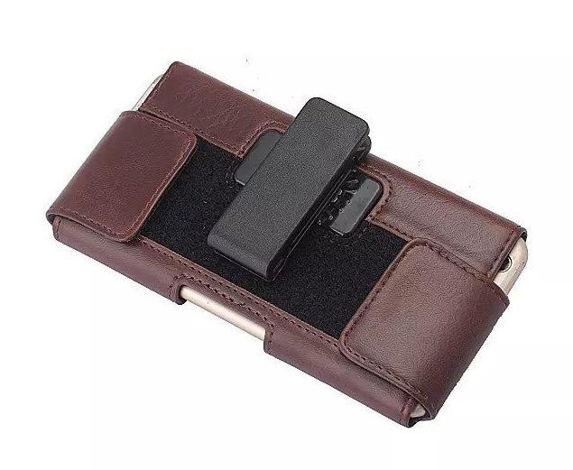Мобильный телефон Универсальный висит кошелек поясная случае Искусственная кожа ячейки мешок Зажим для ремня чехол Protect 360 градусов вращен…