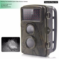 Free shipping game hunting traps camera H3 with 12 months standby time wild camera for outdoor hunting waterproof thermal camera