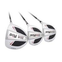 CRESTGOLF MG002 Golf Drivers/ Fairway Woods/ Hybrids Golf Woods ClubsTitanium alloy ClubHead and Graphite Shaft Club For Men