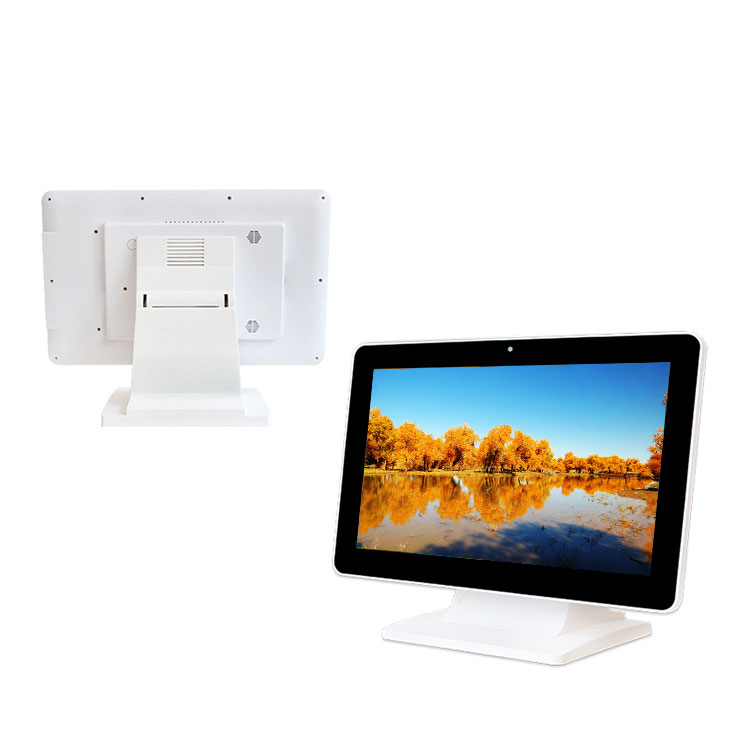 Factory Price 15 Inch Intel J1900 Quad Core Industrial Fan Touch Screen All In One Pc Win10 Tablet Computer