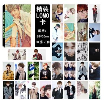 kpop BTS Bangtan Boys YOUNG FOREVER Concert V  JHOPE JIMIN photo cards LOMO 30 small card bts v warriors jacket