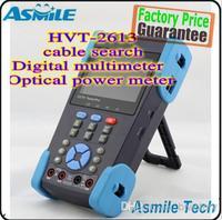 3.5 CCTV security camera tester monitor Ping IP address test Optical fiber power meter digital multimeter cable tracer POE