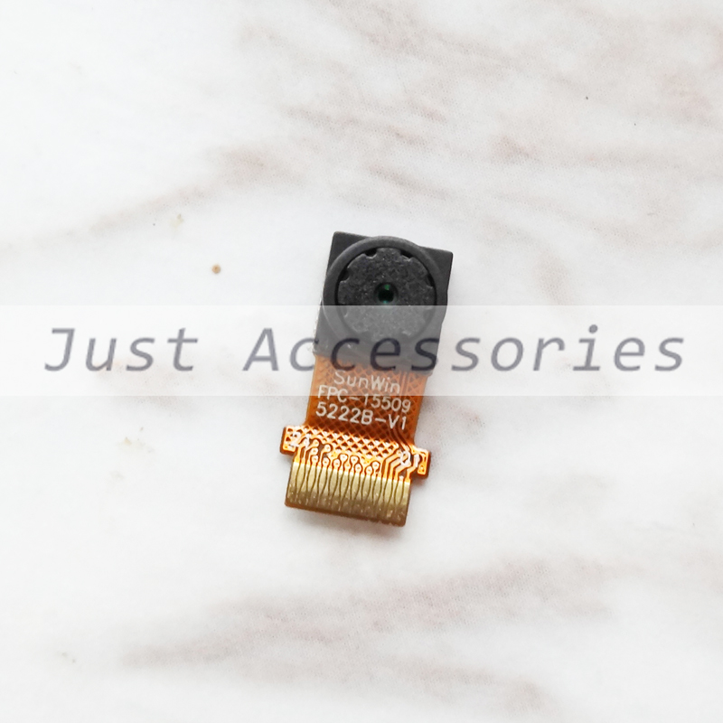 Used small front Camera Module Flex Cable Replacement for Wiko Robby(China)