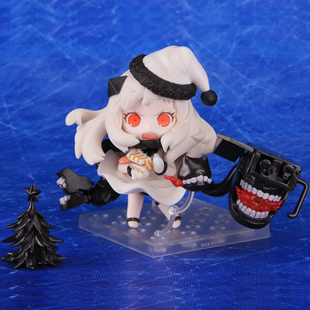 Nendoroid 542 Anime Cute Doll Kantai Collection Northern Princess Phat Medicchu PVC Action Figure Model Toy 10cm ( China Version )