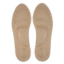 купить 1 Pair Camping Shoe Insole Arch Support Orthotic Feet Care Massage High Heels Soft Shoe Insoles for Men Women Shoe Pads Insole по цене 61.87 рублей