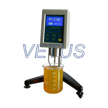 Buy online Digital Display Rotary Viscometer Viscosity Tester SNB-1