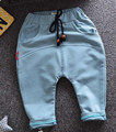 2017 New spring baby pants 1 piece Cotton High-quality  kids boys/girls pants 0-2 years baby boy/girls pants