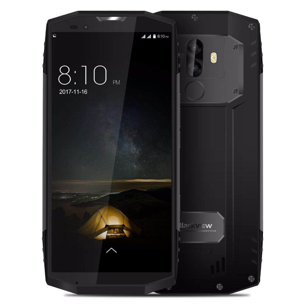Blackview bv9000 pro ip68 à prova dip68 água android 7.1 mtk6757cd octa núcleo 6g 128g 4180 mah câmera dupla nfc 5.7 Polegada 18:9 telefone celular