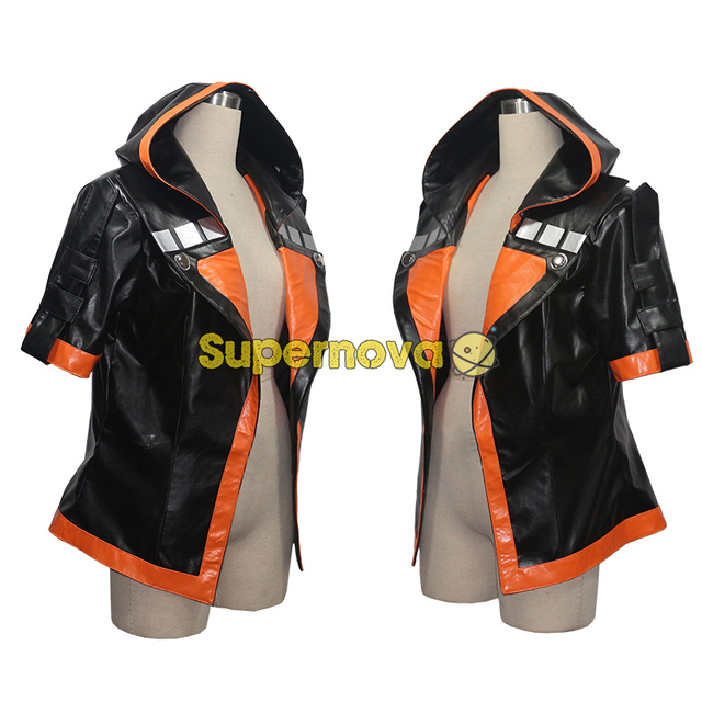 supernova anime masked rider ghost jackets faux leather hoodie jacket masked rider black hoodie