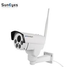 SunEyes SP-V1809SWG Wireless 3G 4G IP Surveillance  Camera PTZ Pan/Tilt/Zoom P2P Support 3G(WCDMA ) 4G(FDD-LTE) Sim Card Slot
