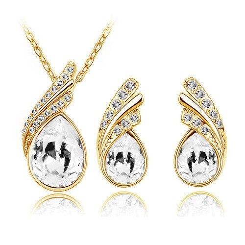 S Bridal Jewelry Set...