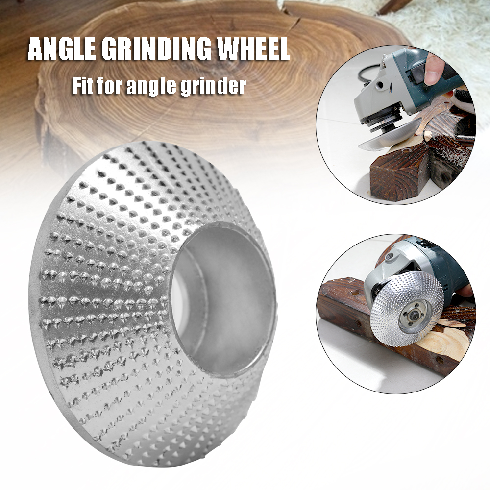 73x20MM 2.9 Inch Wood Grinding Wheel Wood Sanding Carving Disc Rotary Tool Abrasive Disc Tools For Angle Grinder