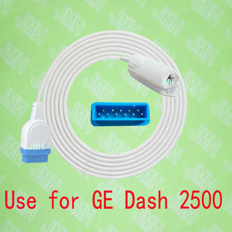 Compatible with GE Dash 2500 model Pulse Oximeter monitor , Adult finger clip spo2 sensor.11PIN,with OXIMAX TECH.Compatible with GE Dash 2500 model Pulse Oximeter monitor , Adult finger clip spo2 sensor.11PIN,with OXIMAX TECH.