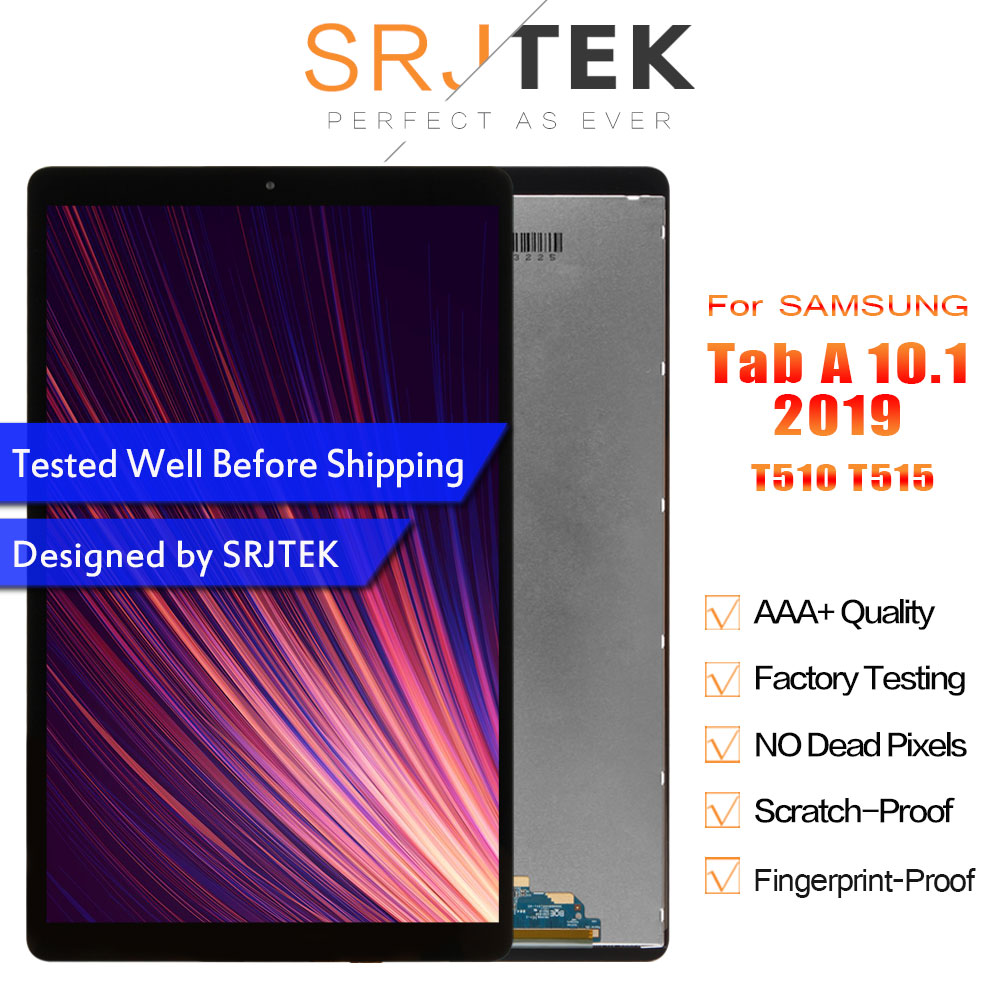 LCD Display For Samsung Galaxy Tab A 10 1 2019 T510 Display T515 T517 Touch Digitizer