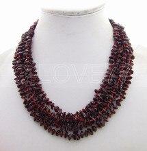 Excellent! 6S Garnet Necklace