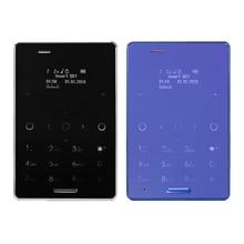 Heißer verkauf original aiek m4 dual-sim-karte handy ultra Thin Tasche Mini Phone Bluetooth 3,0 FM Student Telefon MP3 Wiedergabe