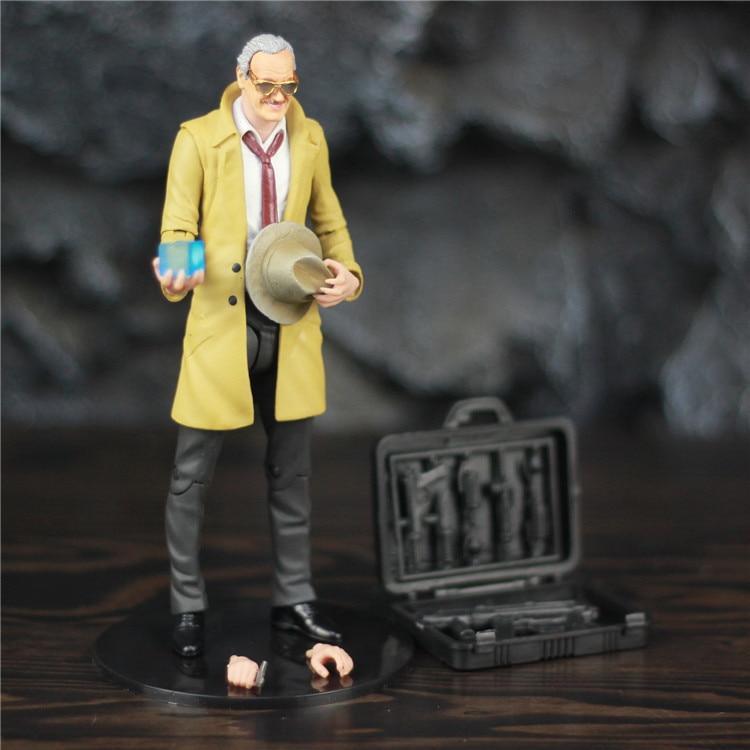 Marvel Legends Stan Lee action figure NIB exclusive