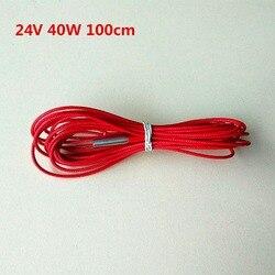 2pcs lot reprap cartridge heater nozzle heater sensor 24v 40w for hotend sensor stainless steel ceramic.jpg 250x250