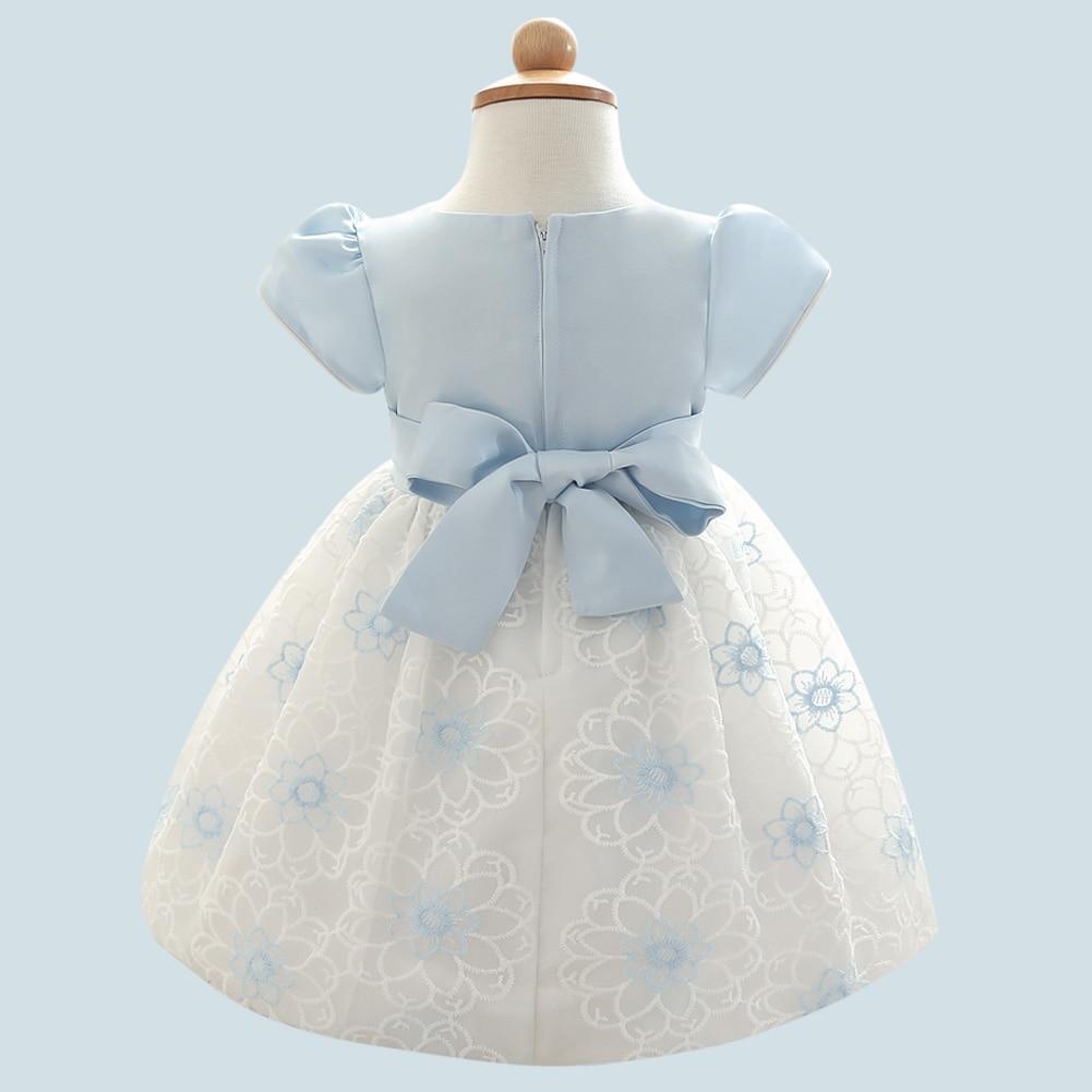 Aliexpress.com : Buy Baby Girl Toddler Kid Flower Pageant Wedding ...