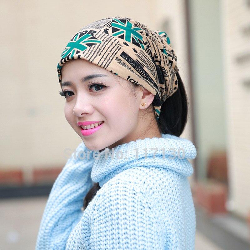 LOVINGSHA Новая Мода Унисекс Шапки Skullies - Аксессуары для одежды - Фотография 4