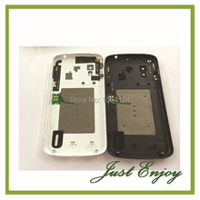 New Battery Door For LG Nexus 4 E960 Back Cover Case Housing ,for LG Nexus 4 Housing  With NFC Cable+Free Tools