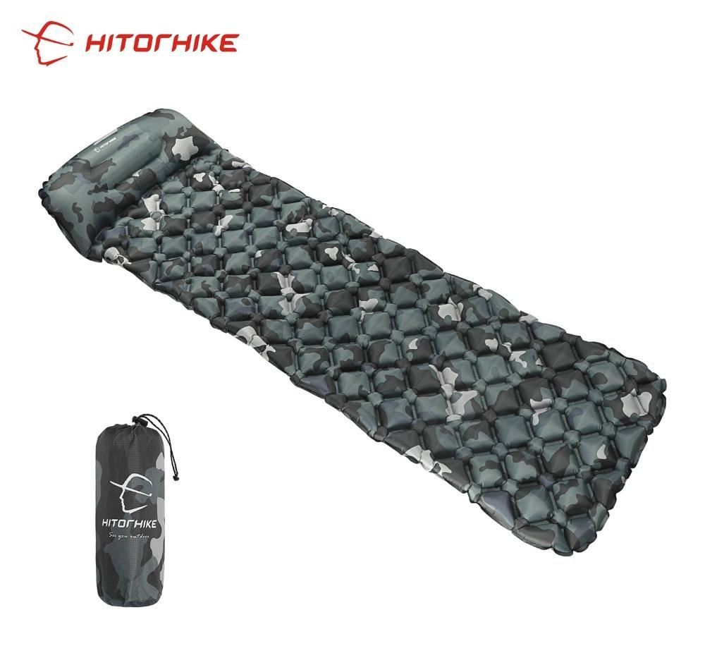 Inflatable sleeping pad 1
