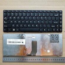 Новая английская клавиатура для ноутбука lenovo Y480, Y480N, Y485, Y480M, Y480A, Y480P, Y485M, Y485P