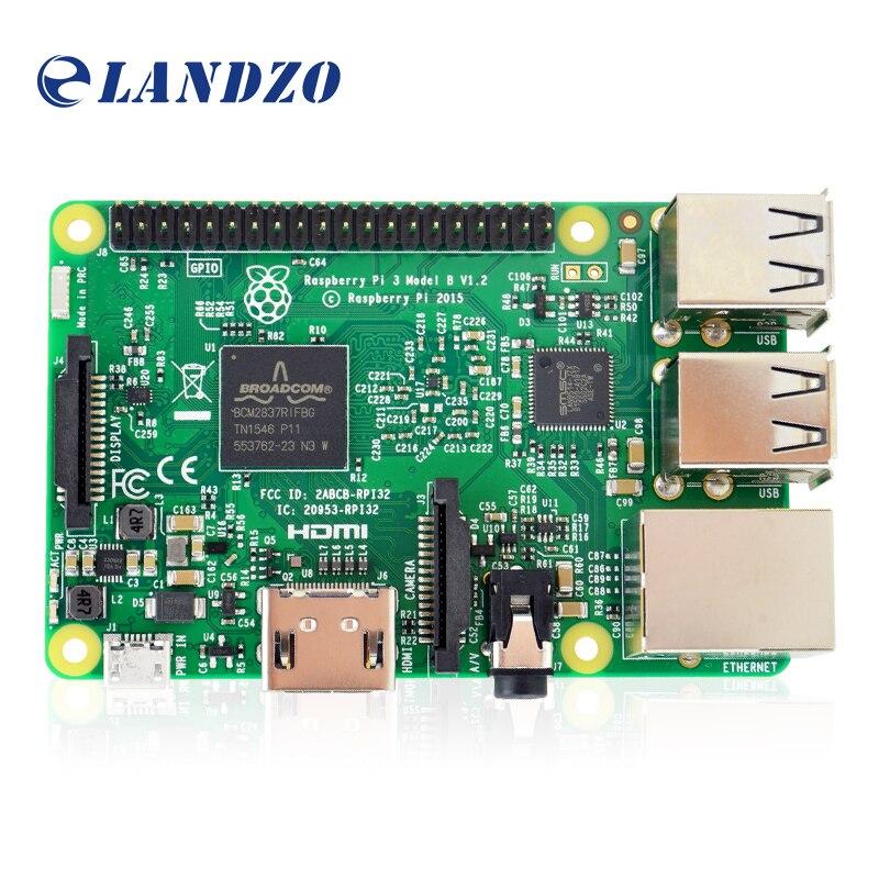 Электронные компоненты и материалы Pi 3