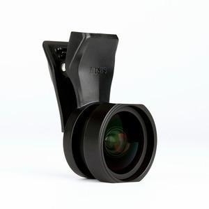Image 3 - SIRUI 18mm רחב זווית עדשת טלפון קליפ על עדשת HD 4K אלומיניום דיור מצלמה עדשה עבור iPhone XS X סמסונג S9 S8 Huawei נייד