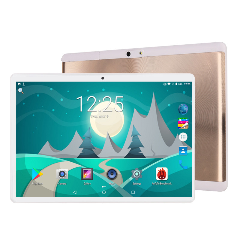 2019 MT8752 10 1 the Tablet Android 9 0 8 Core 6GB 64GB ROM Dual Camera