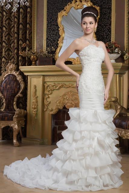Brautkleider 2015 spitze, günstige weiß bodenlangen brautkleider mit weg von der schulter