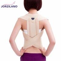 JORZILANO Women Unisex Kid Breast Back Chest Support Belt Corrector Shoulder Brace Tape Posture Orthotics Health