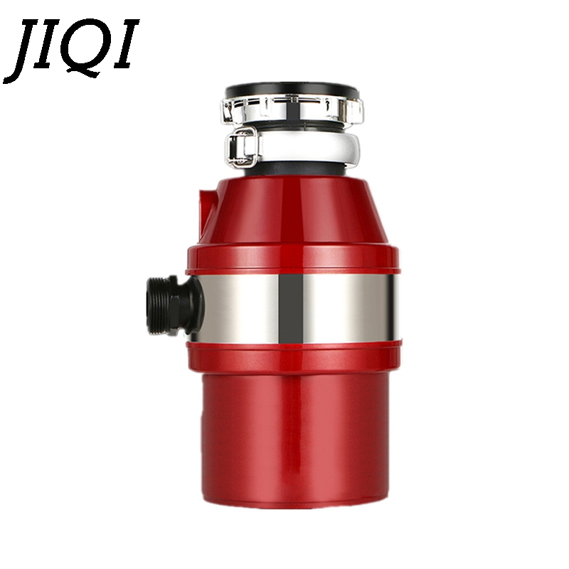 JIQI Food Waste Disposer Garbage Processor Disposal Crusher Kitchen Sink Drains Bone Material Stainless steel Grinder Air SwitchJIQI Food Waste Disposer Garbage Processor Disposal Crusher Kitchen Sink Drains Bone Material Stainless steel Grinder Air Switch