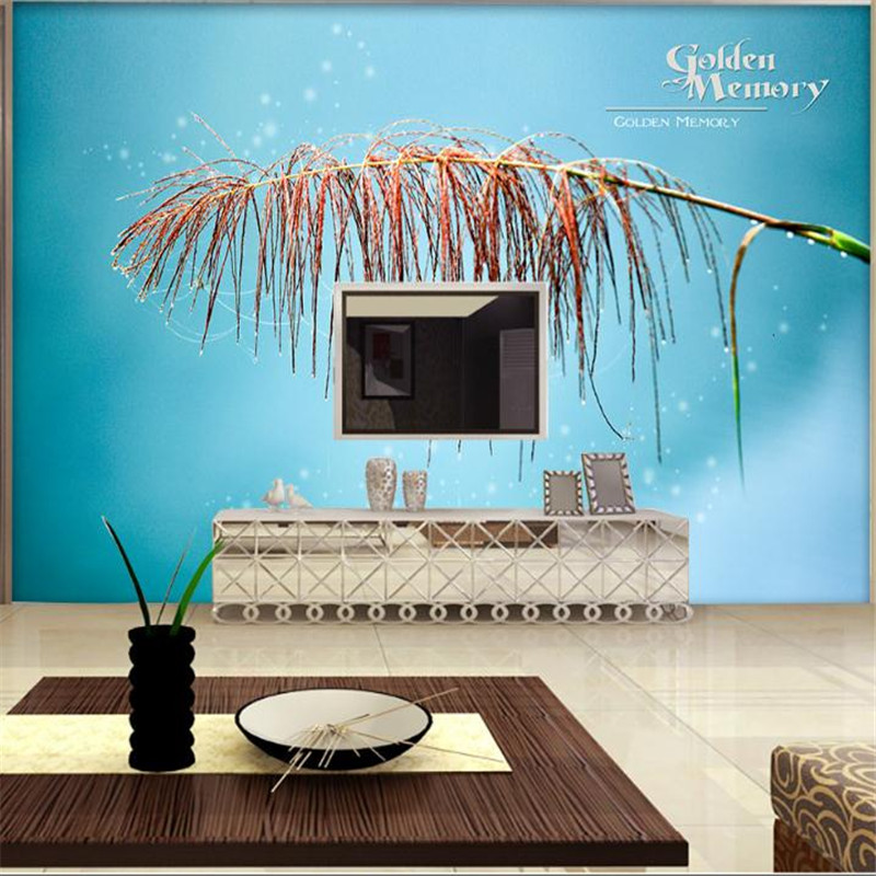 blue wallpaper custom 3d photo wallpaper modern simple living room bedroom background wall papers for internal wall home decor custom 3d wall mural wallpaper for bedroom photo background wall papers home decor living room modern painting wall paper rolls
