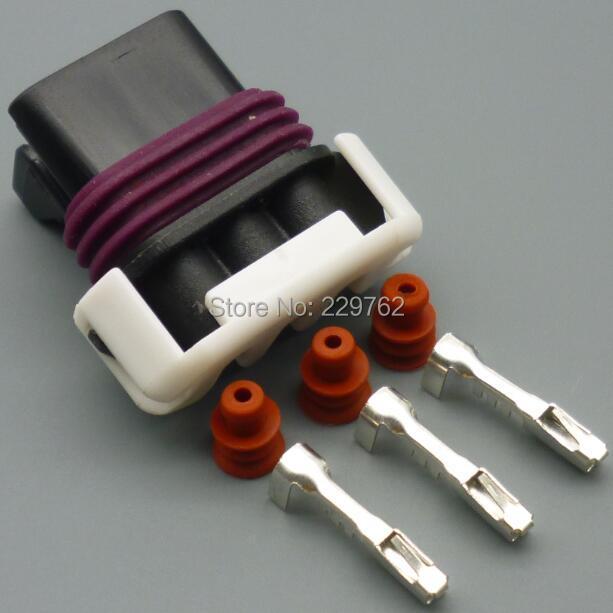 Shhworldsea 3 Pin 1,5mm 1212961 12129615 12110293 Metri-Pack 150 ...
