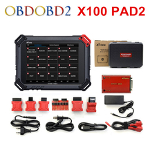 100% Original XTOOL X100 PAD2 Special Functions Update Version of X100 PAD Better than X300 Pro3 Auto Key Programmer X100 PAD 2