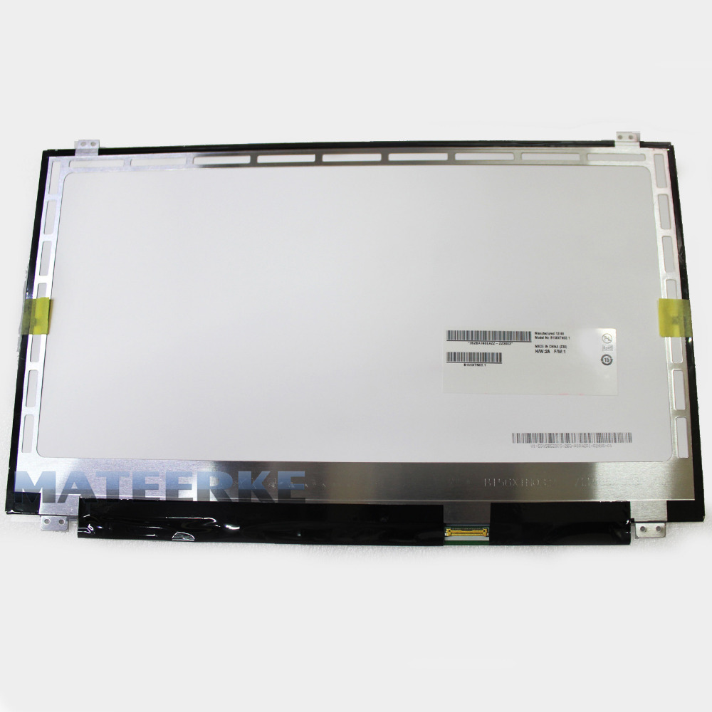 New 15.6 For ACER ASPIRE V5-571P LED LCD Screen Display Replacement B156XTN03.1, eDP 30Pin new 15 6 for acer aspire v5 571 v5 571p v5 571pg v5 531p touch screen digitizer glass replacement frame