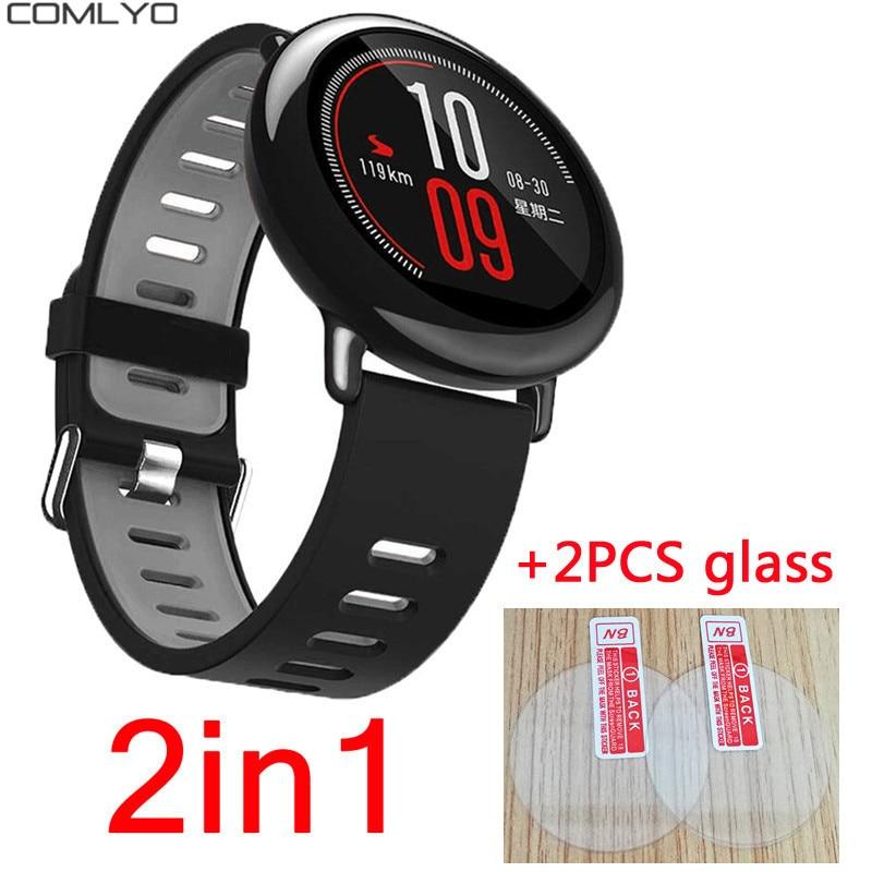 Aliexpress.com: Comprar 2in1 para Xiaomi Huami AMAZFIT banda correa de silicona deportes reloj