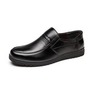 Image 5 - Mazefeng אביב זכר שמלת נעלי אופנה גברים נעליים יומיומיות אמיתי עור נעלי גברים עסקים לנשימה פרה עור בוהן מרובע