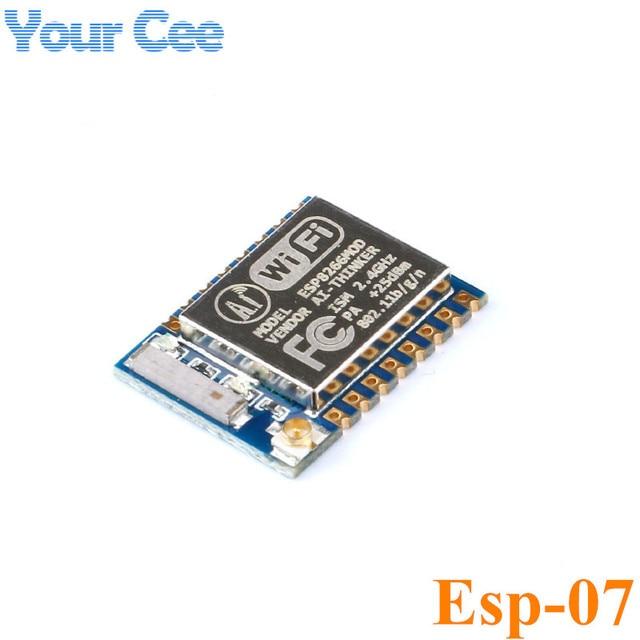 1 pcs ESP8266 WIFI Série Modèle ESP-07 Authenticité Garantie Module IOT