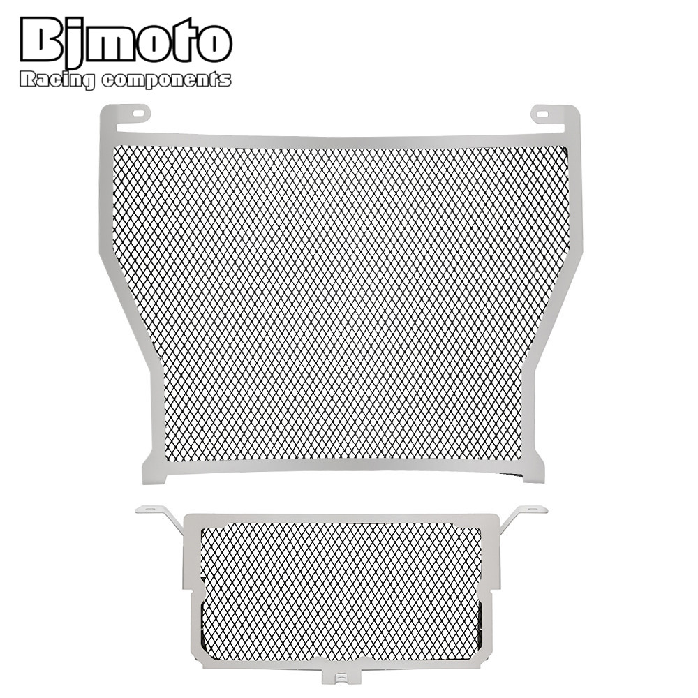 BJMOTO Stainless Steel Engine Radiator Grill Guard Cover For BMW S1000R 2014-2015 S1000RR 2010-2016 HP4 2012-2014 S1000XR 15-16 arashi motorcycle radiator grille protective cover grill guard protector for 2008 2009 2010 2011 honda cbr1000rr cbr 1000 rr