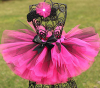 Infant Toddler Tutu Skirt Birthday Party Tutu Skirt Dancewear Knee Length Photography Prop Tutu Skirt Carnival