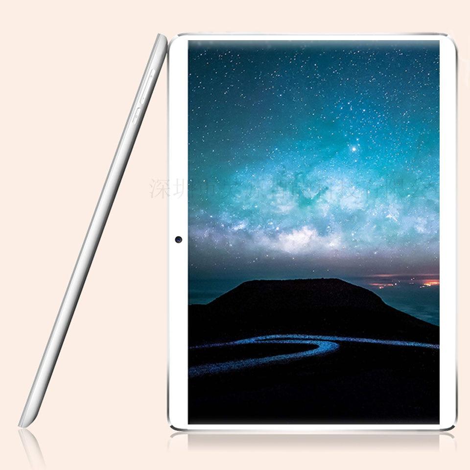 Google Play Android 8.0 OS 10 pouce tablet 10 Core MT6797 64GB \ 128 gb ROM Caméra 13.0mp 1920*1200 IPS écran Enfants Comprimés 10.1
