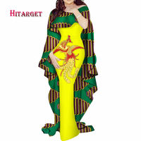 african dresses for women Sexy fishtail dress for party and wedding with Long pendulum Elegant lady african print dresses WY3465