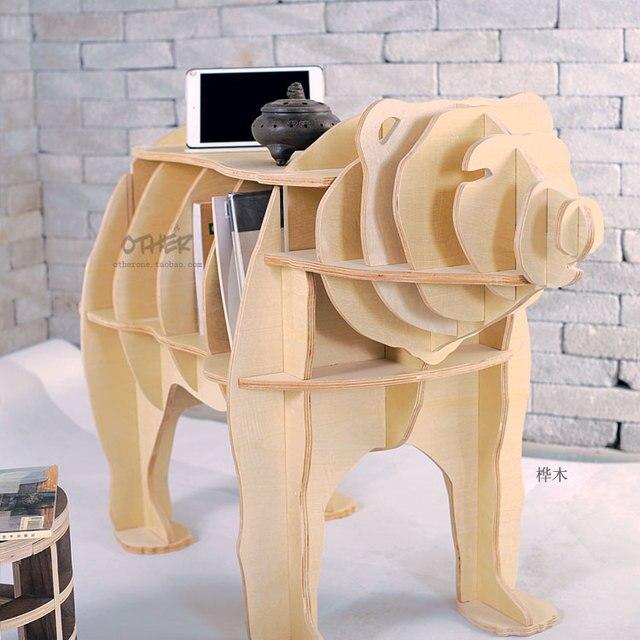 gratis verzending 100% hout houten scandinavische stijl